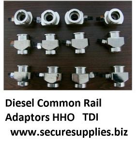 Diesel Common Rail Adaptors