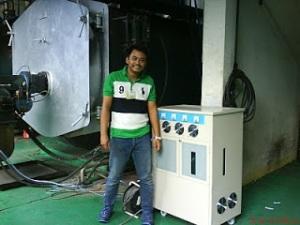 HHO Hydrogen Boiler GAS 4